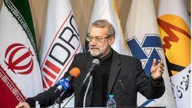 لاریجانی: نتیجه نهایی تحریم پشیمانی آمریکا خواهد بود